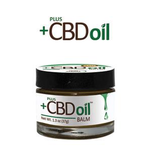 +CBD Cannabidiol (CBD) Hemp Balm