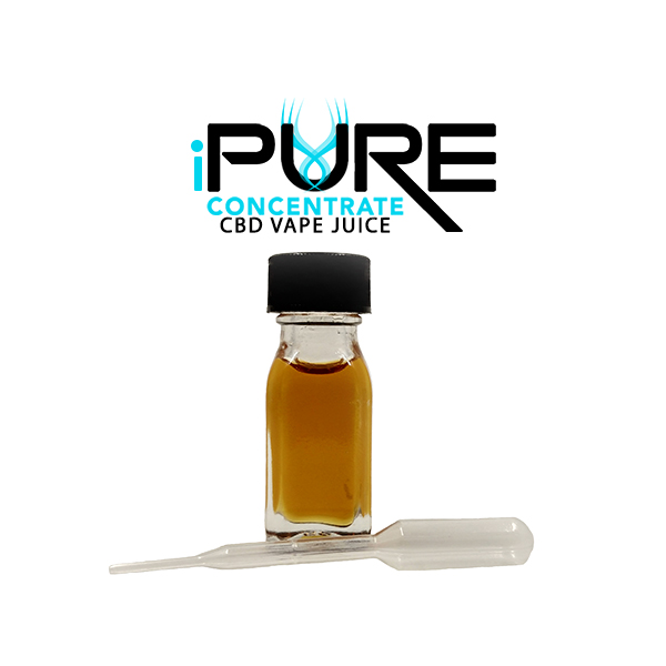 iPure 5.3 Vape 3ml - CBD Vape Juice
